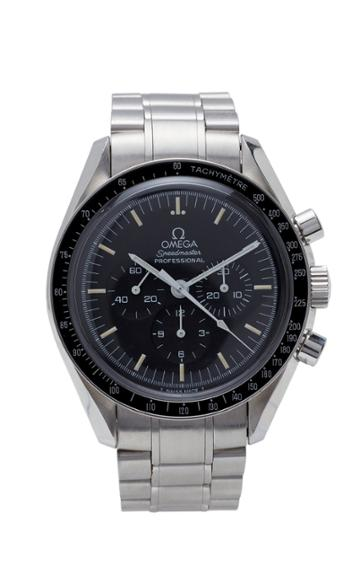 Vintage Watches Omega Speedmaster Man On The Moon Chronograph Watch