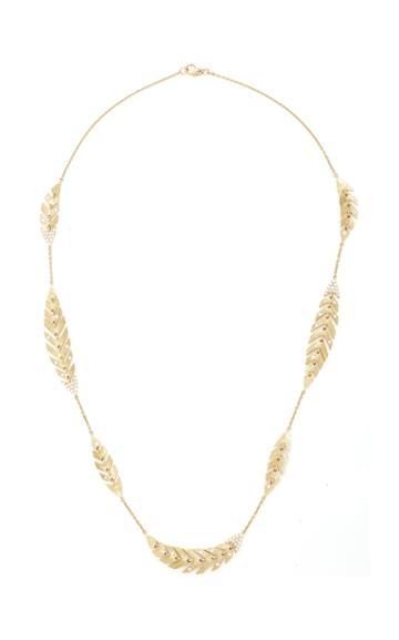 Hueb Bahia Gold Necklace