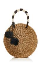 Kayu Isabel Pom Pom-embellished Tote