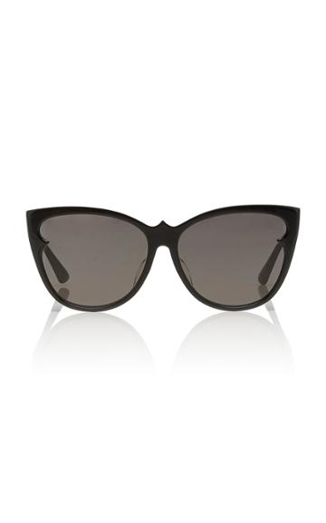 Mcq Sunglasses Cat-eye Acetate Sunglasses