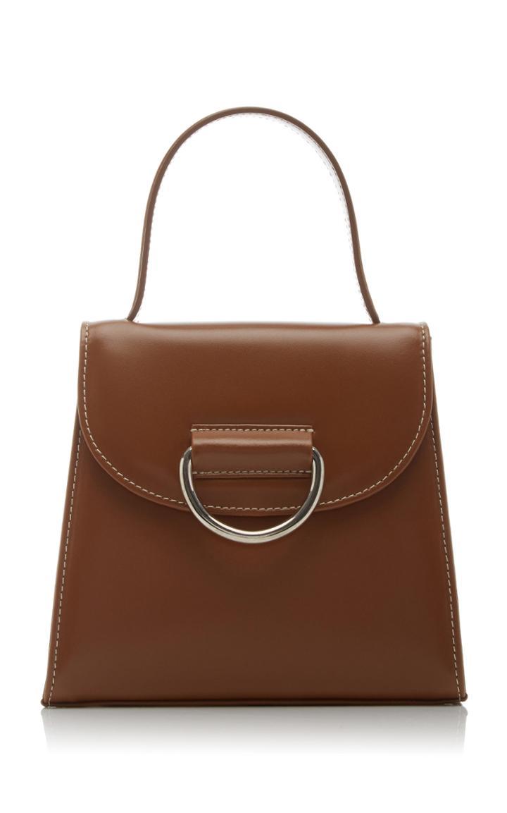 Moda Operandi Little Liffner Little Lady Leather Top Handle Bag