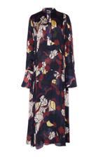 Roksanda Anwyn Satin Dress