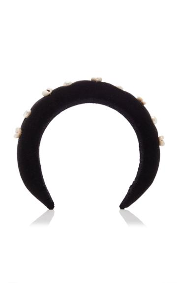 Wald Berlin Pearl And Shell Headband