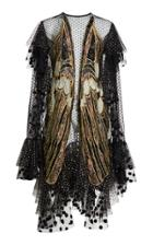 Romance Was Born Exoskeleton Lace Dress