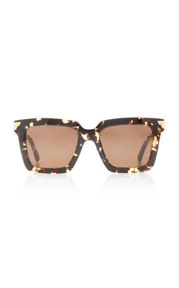 Bottega Veneta Originals Square-frame Acetate Sunglasses
