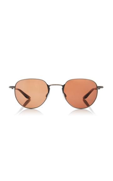 Barton Perreira Tucker D-frame Acetate Sunglasses