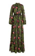 Moda Operandi Giambattista Valli Floral Tulle Maxi Dress