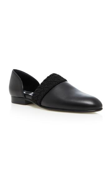 Loewe Flex Leather Loafer