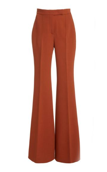 Moda Operandi Gabriela Hearst Starr Wool Flared Trousers