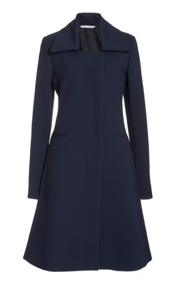 Moda Operandi Marina Moscone Structured Cady Coat