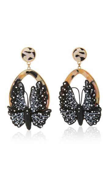 Moda Operandi Mignonne Gavigan Butterfly Swing Earring
