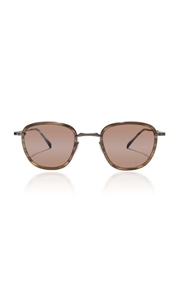 Mr. Leight Griffith S 46 D-frame Acetate Sunglasses