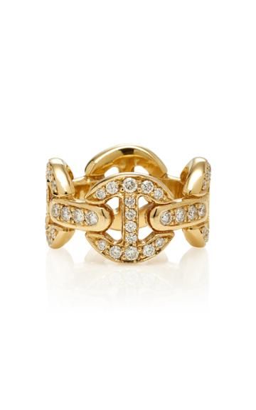 Hoorsenbuhs Quad Link Antiquated Ring