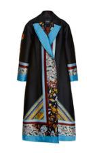 Etro Long Sleeve Coat