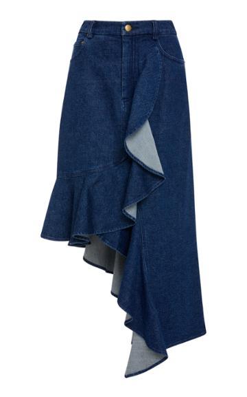 Amur Kiara Denim Skirt