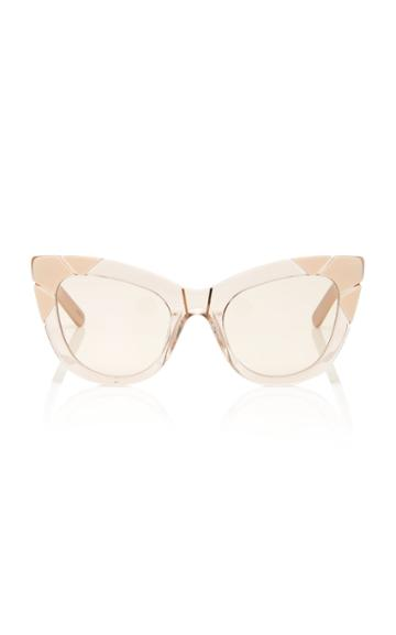 Pared Eyewear Puss & Boots Cat Eye Acetate Sunglasses