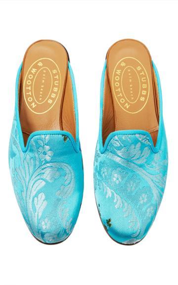 Stubbs & Wootton M'o Exclusive: Fallera Aqua Mule