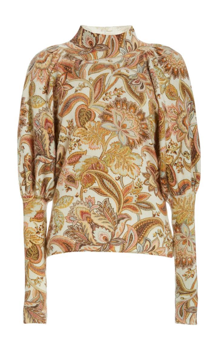 Moda Operandi Zimmermann Lucky Blouson Sweater