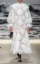 Moda Operandi Zimmermann Glassy Bubble Gown Size: 0
