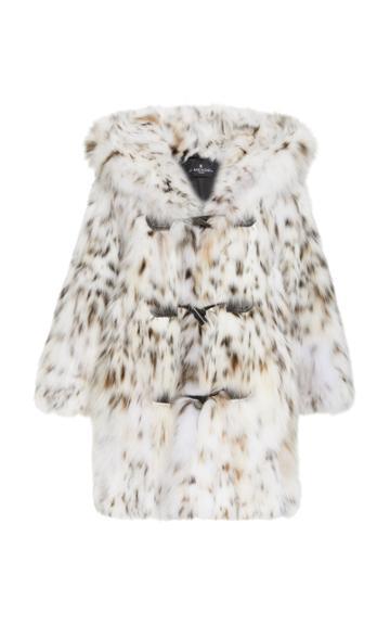 Moda Operandi J. Mendel Hooded Fur Coat