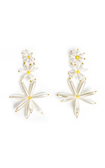 Vanina The Twins Marguerites Earrings