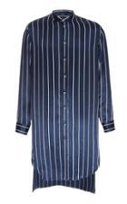 Balmain Long Striped Shirt