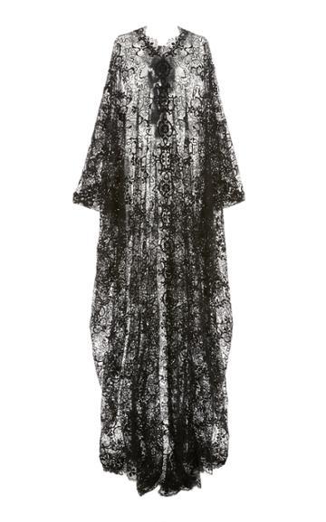 Moda Operandi Tom Ford Sheer Lace Caftan