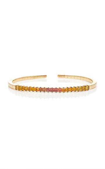 Suzanne Kalan Orange Sapphire Bracelet