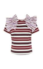 Amur Austin Striped Top