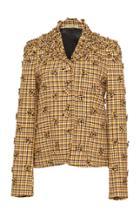 Bottega Veneta Floral Embroidered Jacket