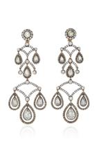 Munnu The Gem Palace Diamond Chandelier Earrings