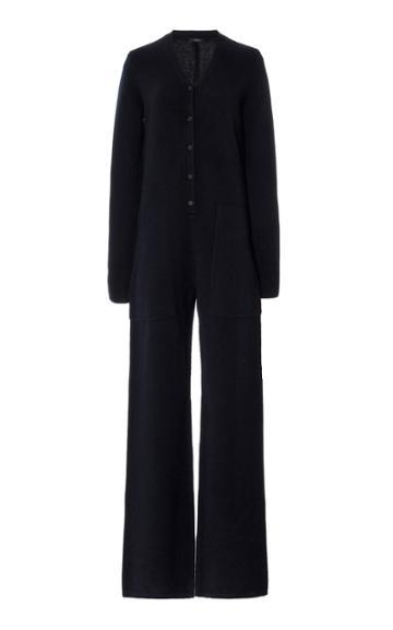 Joseph Soft Wool Jumpsuit