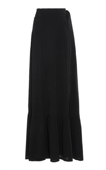 Chufy Palm Maxi Skirt