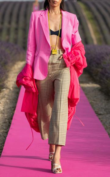 Jacquemus La Veste Qui Vole Tailored Blazer