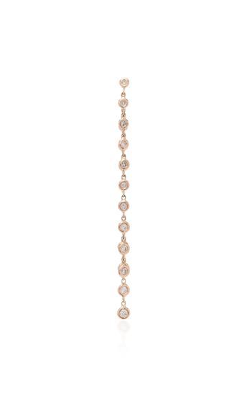 Jacquie Aiche Diamond Drop Single Earring