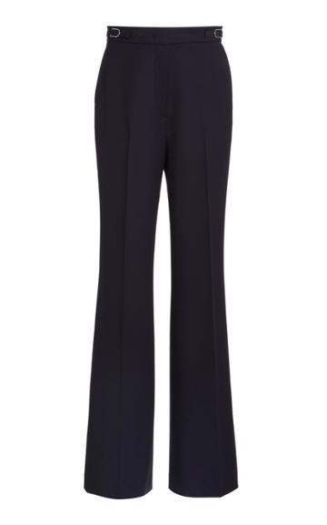 Moda Operandi Gabriela Hearst Shipton Wool Straight-leg Trousers