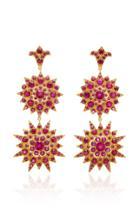 Stephanie Windsor Reimagined Starry Drop Earrings