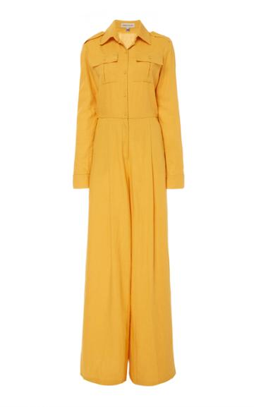 Andres Otalora Mendoza Jumpsuit With Belt