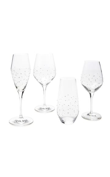 Arion 1725 Marqus De Povar Set-of-four Crystal Glasses