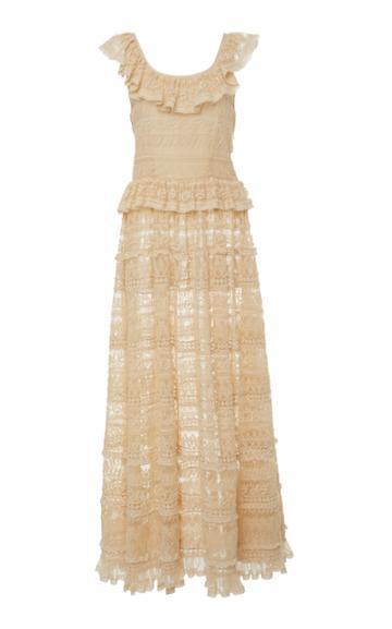 Loveshackfancy Ninette Midi Dress