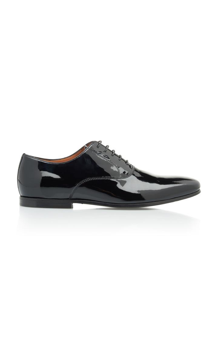 Lanvin Patent Leather Oxfords