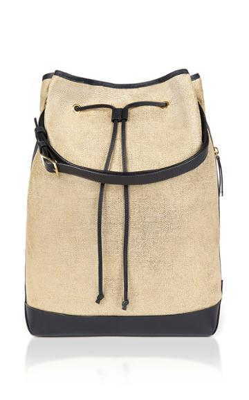 Montunas Canvas Backpack