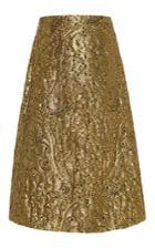 No. 21 Brocade Fiocca Skirt