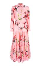 La Doublej Bellini Silk Dress