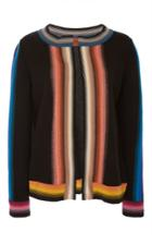 Missoni Colorblock Wool Cardigan