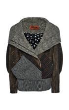 Moda Operandi Missoni Puffed-sleeve Cotton-blend Jacket