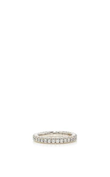 Qayten Ez White Gold Ring