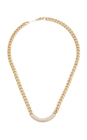 Zoe Chicco 14k Yellow Gold & Diamond Large Chain Necklace