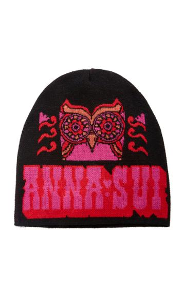 Anna Sui James Coviello For Anna Sui Whoo's That Pussycat Hat
