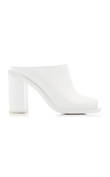 Moda Operandi Marina Moscone Open Toe Clogs